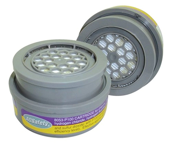 Picture of AO Safety 95111 Respirator Cartridge
