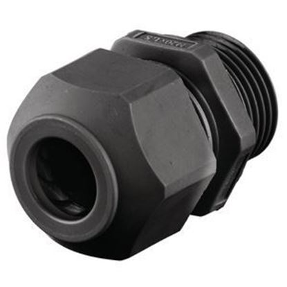 Picture of Hubbell SEC38BA Cord Connector - 3/8 in.