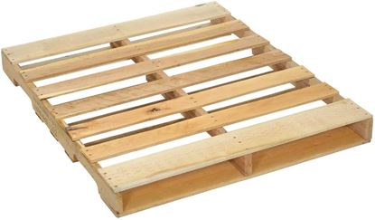 Picture of Recycled Wood Pallet - 77 in.