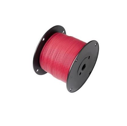 Picture of Del City 8 Gauge Primary Wire - Red